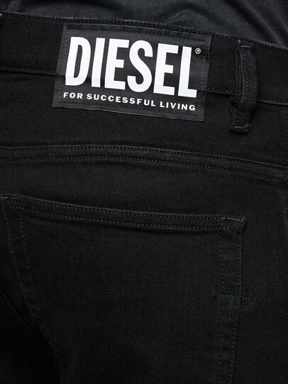Diesel - D-Amny 009KR, Noir/Gris foncé - Jeans - Image 5