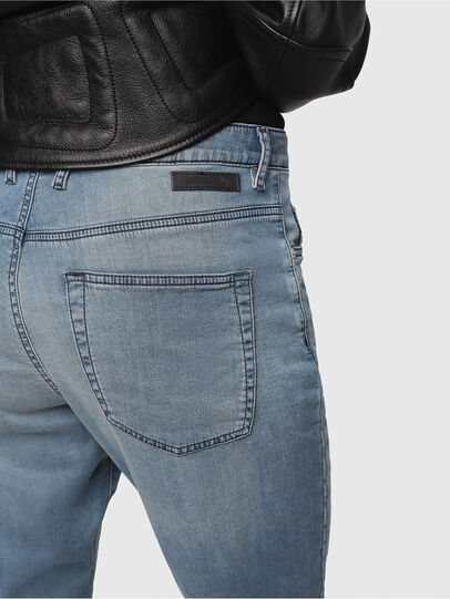 Diesel - Candys JoggJeans 069FF, Bleu Clair - Jeans - Image 4