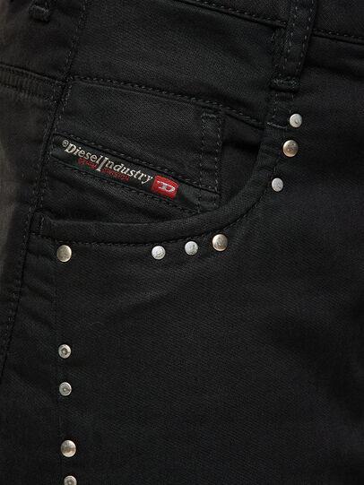 Diesel - FAYZA JoggJeans® 069NC, Noir/Gris foncé - Jeans - Image 3