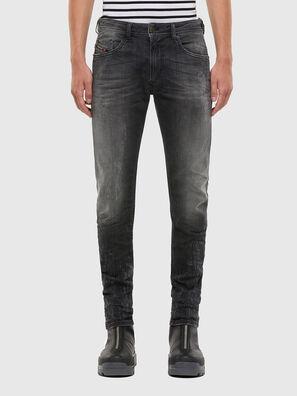 Thommer 009IU, Noir/Gris foncé - Jeans