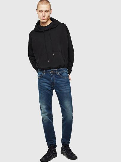 Diesel - Thommer 084BU, Bleu Foncé - Jeans - Image 6