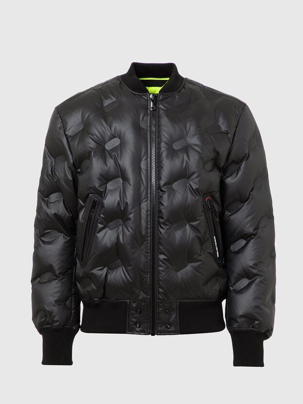 W-ON-THERMO, Noir - Vestes d'hiver