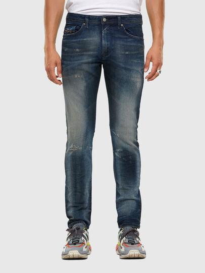 Diesel - Thommer 009FL, Bleu moyen - Jeans - Image 1