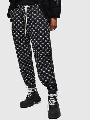 P-TOLL-PEACE, Noir - Pantalons