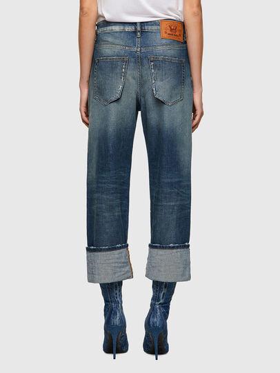 Diesel - D-Reggy 009UA, Bleu Foncé - Jeans - Image 2