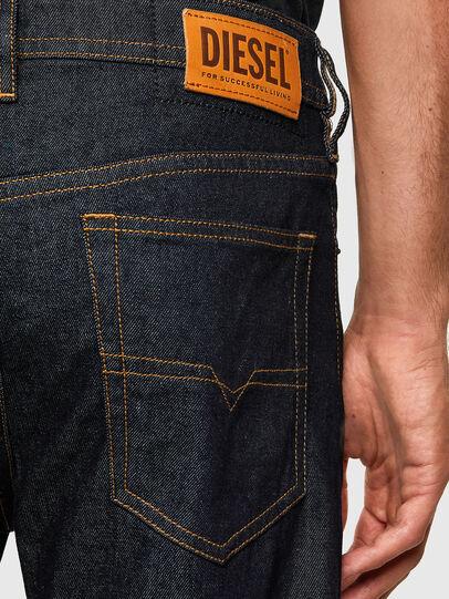 Diesel - Buster 009HF, Bleu Foncé - Jeans - Image 4
