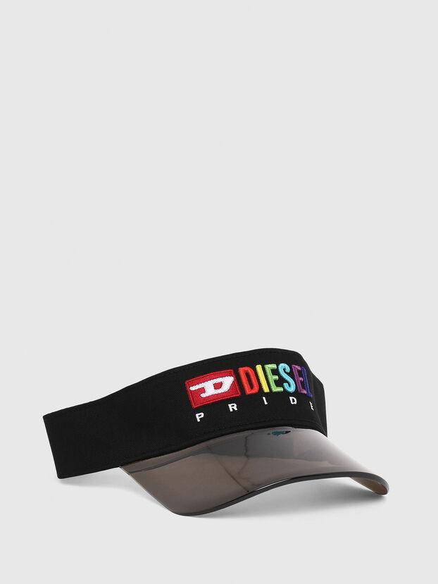 VISOR-MAX, Noir - Accessoires Underwear