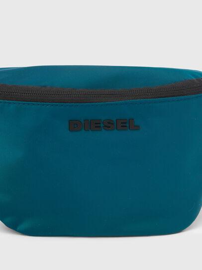 Diesel - F-SUSE BELT DM, Bleu Clair - Sacs ceinture - Image 4