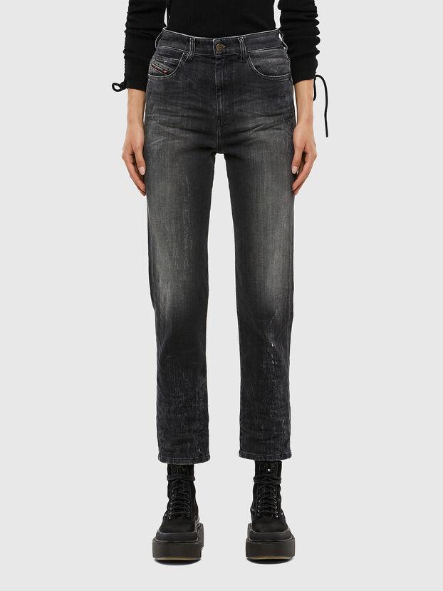 D-Eiselle 009IU, Noir/Gris foncé - Jeans
