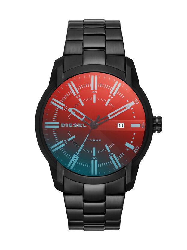 DZ1870, Black - Timeframes