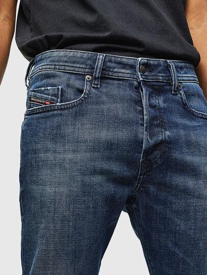 Diesel - Buster 0098P, Bleu Foncé - Jeans - Image 3