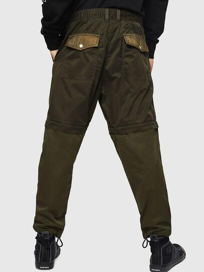 Diesel - P-CASHORT, Vert Militaire - Pantalons - Image 2