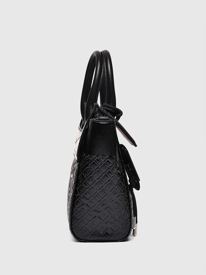Diesel - KERRIE, Black - Satchels and Handbags - Image 3