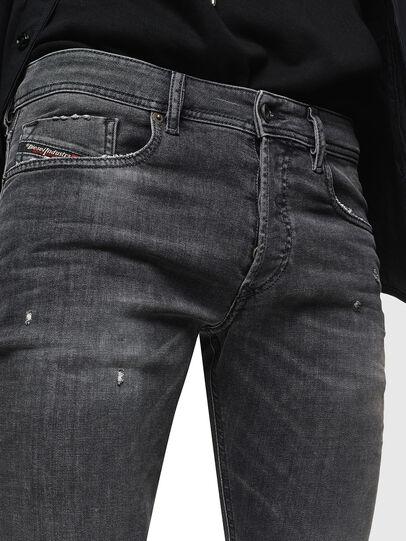 Diesel - Sleenker 069JR, Noir/Gris foncé - Jeans - Image 3