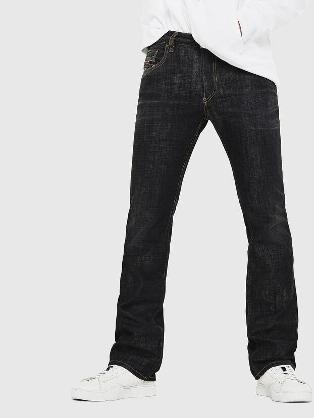 D-Ligenz 8880W, Noir/Gris foncé - Jeans