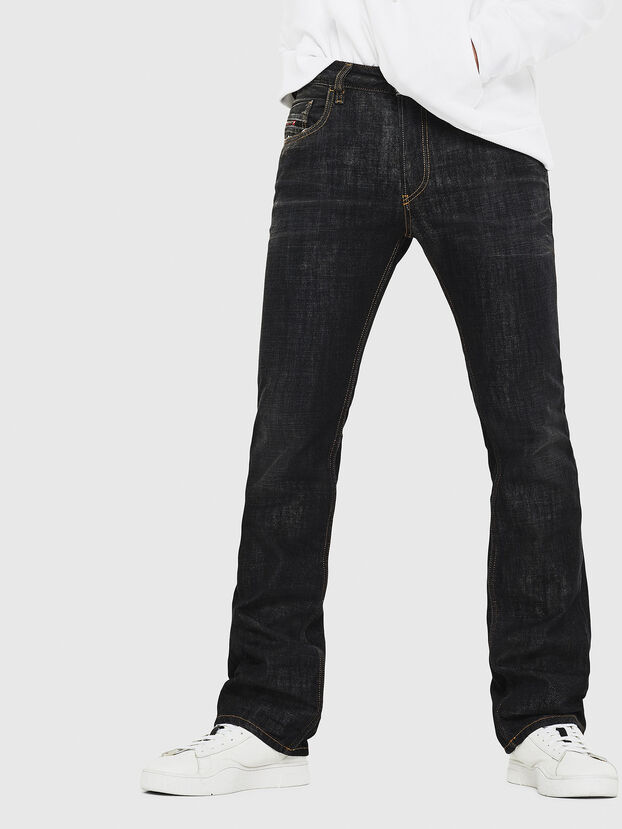 D-Ligenz 8880W, Black/Dark Grey - Jeans