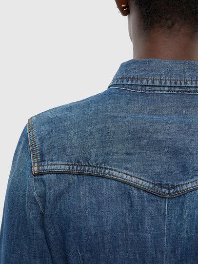 Diesel - DE-JOANA, Bleu moyen - Robes - Image 4