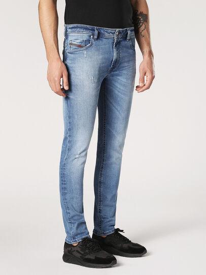 Diesel - Thommer C84NV, Light Blue - Jeans - Image 4