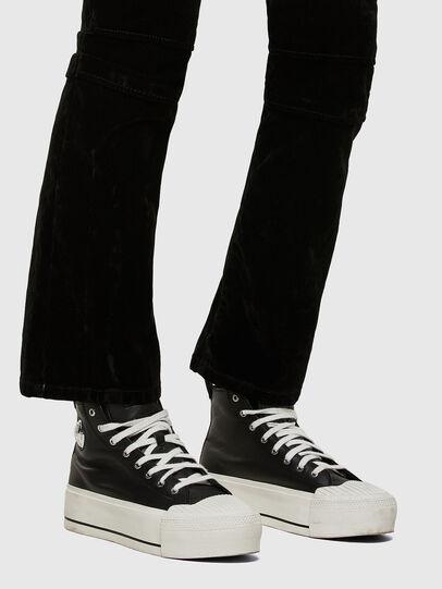 Diesel - D-Earlie JoggJeans® 069UJ, Noir/Gris foncé - Jeans - Image 5