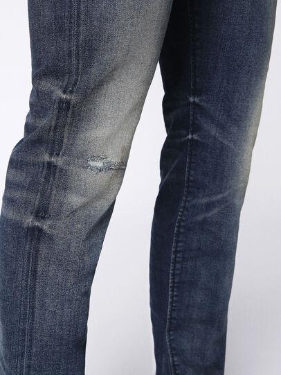 Diesel - Buster 0687U, Bleu Foncé - Jeans - Image 7