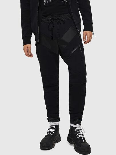 Diesel - P-STESSEL, Noir - Pantalons - Image 1