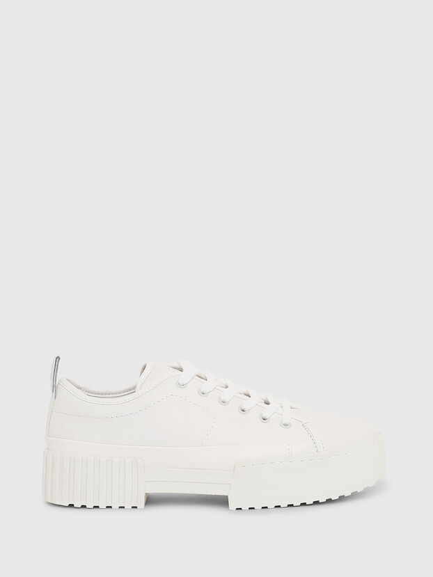 S-MERLEY LC, White - Sneakers