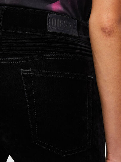Diesel - D-Earlie JoggJeans® 069UJ, Noir/Gris foncé - Jeans - Image 4
