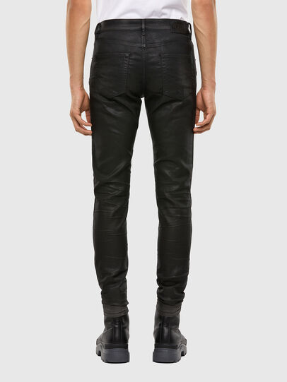 Diesel - D-Strukt JoggJeans® 069QX, Noir/Gris foncé - Jeans - Image 2