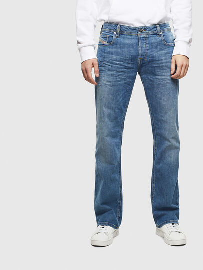 Diesel - Zatiny CN035, Bleu moyen - Jeans - Image 1