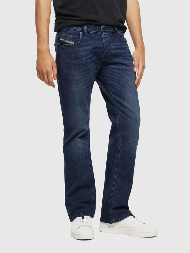 Zatiny CN041, Bleu Foncé - Jeans