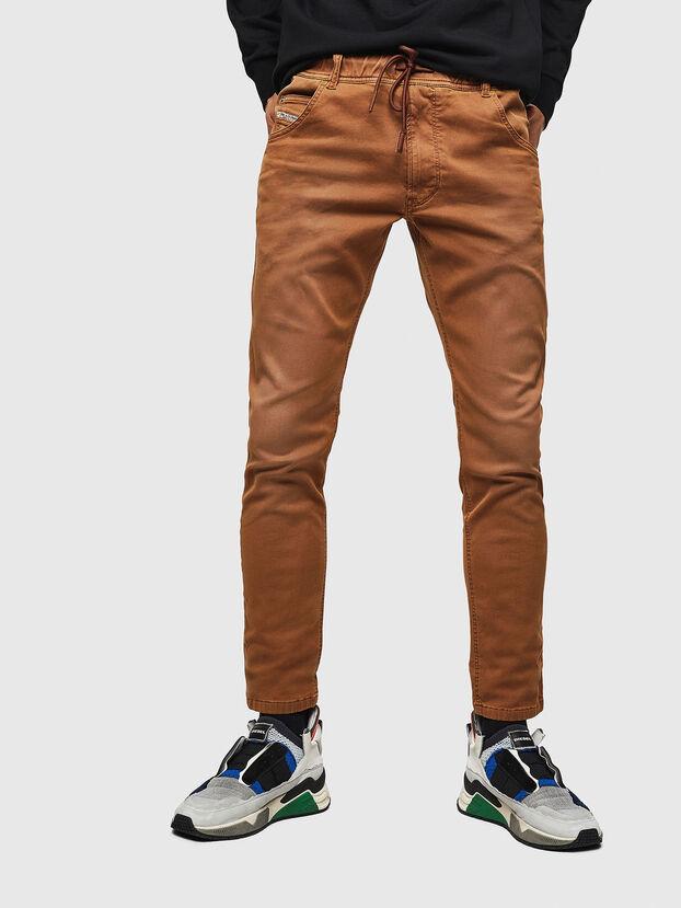 Krooley JoggJeans 0670M, Marron - Jeans