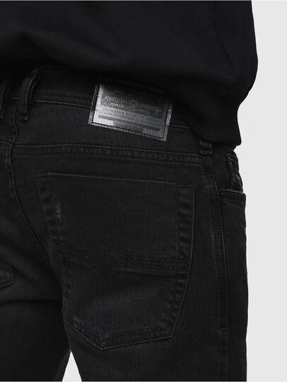 Diesel - Zatiny C69AC, Black/Dark Grey - Jeans - Image 3