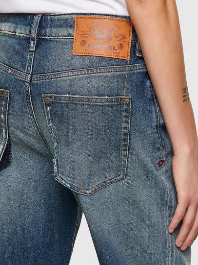 Diesel - D-Reggy 009UA, Bleu Foncé - Jeans - Image 3