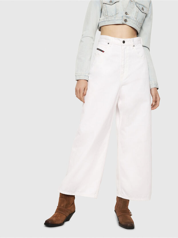 D-Luite 069EE, White - Jeans