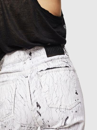 Diesel - D-Eiselle 069JJ, Blanc - Jeans - Image 4