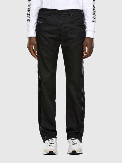 Diesel - Krooley JoggJeans 0KAYO, Noir/Gris foncé - Jeans - Image 1