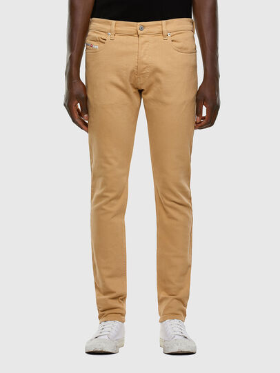 Diesel - D-Luster 009HA, Light Brown - Jeans - Image 1