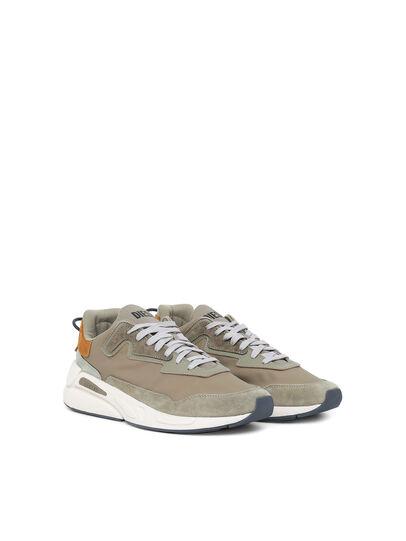 Diesel - S-SERENDIPITY LC, Brown - Sneakers - Image 2
