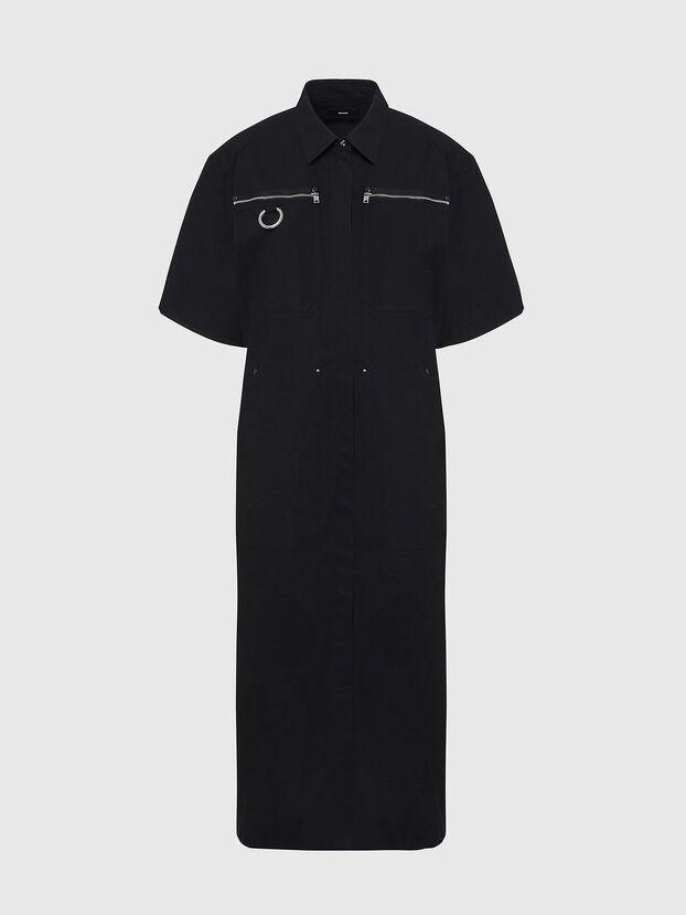 D-LIZETH, Noir - Robes