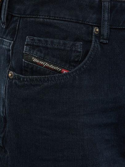 Diesel - D-Reggy 009IP, Bleu Foncé - Jeans - Image 4
