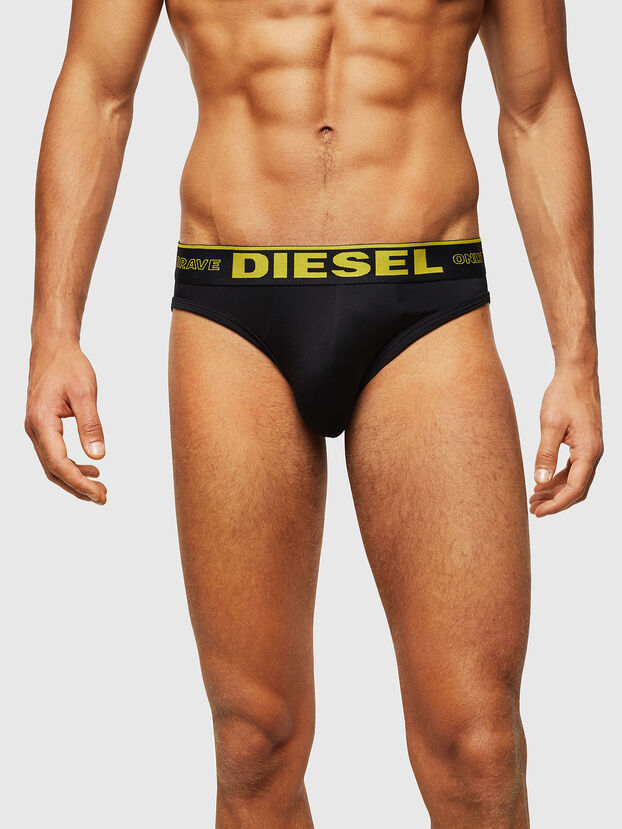 55-DBRIEF, Black - Briefs