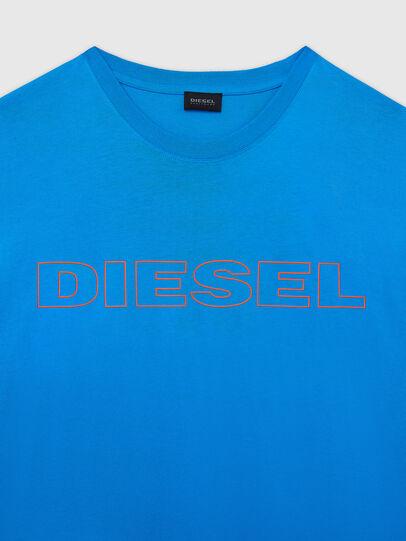 Diesel - UMLT-JAKE, Azur - T-Shirts - Image 3