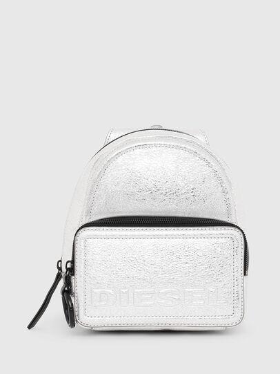 Diesel - ZANE', Silver - Backpacks - Image 1