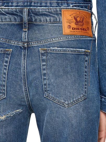 Diesel - D-Joy 009TZ, Bleu moyen - Jeans - Image 4
