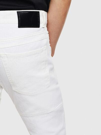 Diesel - TYPE-2016, Blanc - Jeans - Image 4