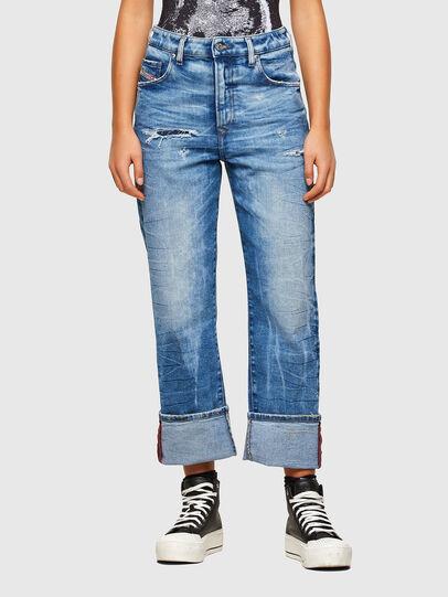 Diesel - D-Reggy 009MV, Bleu Clair - Jeans - Image 1