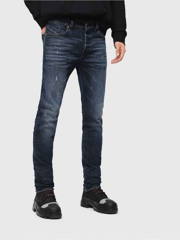 Buster C87AT, Dark Blue - Jeans