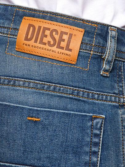 Diesel - Thommer 009EI, Medium Blue - Jeans - Image 4