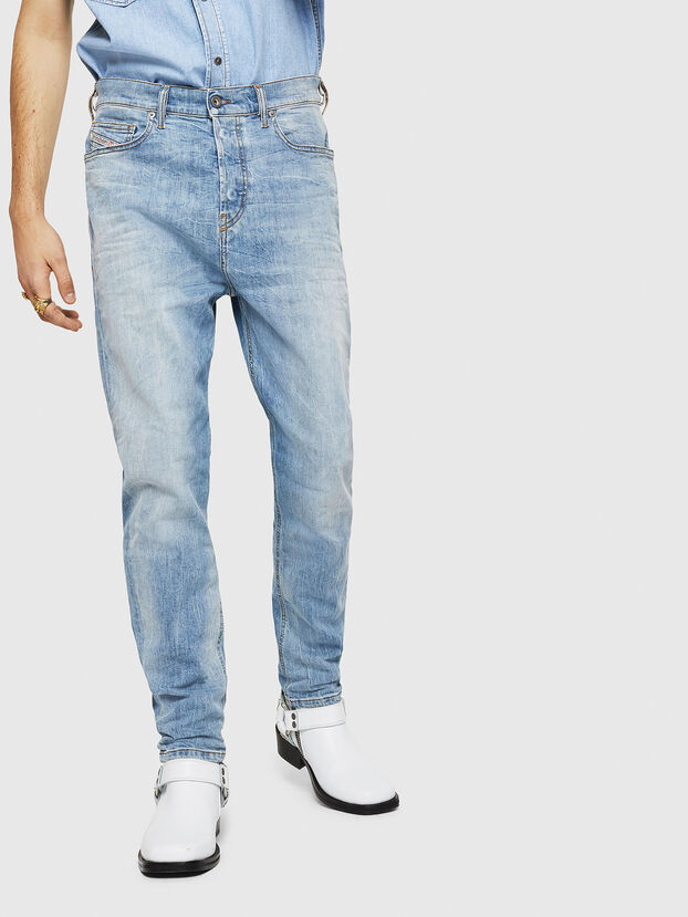 D-Vider 081AL, Light Blue - Jeans