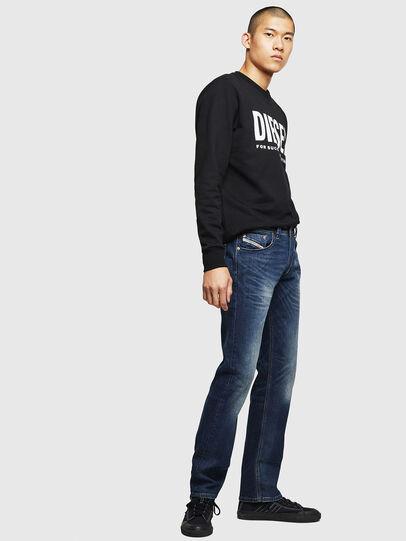 Diesel - Larkee 0853R, Bleu Foncé - Jeans - Image 5